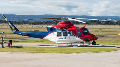 A picture of VHESD - Bell 412 - Babcock MCS Onshore - © Andrew Lesty