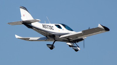 N577SC - Czech Sport Aircraft PS-28 Cruiser - Private