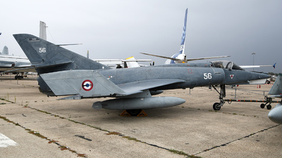 56 - Dassault Étendard IVM - France - Navy