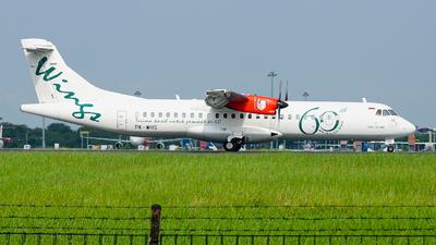 PK-WHS - ATR 72-212A(600) - Wings Air
