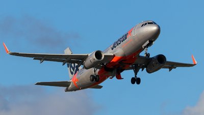 A picture of VHVFU - Airbus A320232 - Jetstar Airways - © ZRY246