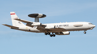 75-0558 - Boeing E-3B Sentry - United States - US Air Force (USAF)