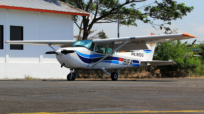 PK-ROU - Cessna 172Q Skyhawk - Bali International Flight Academy