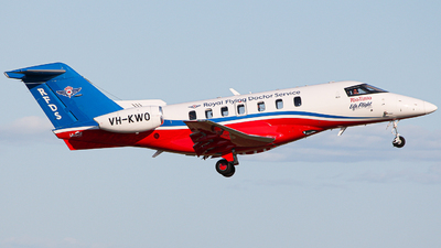 VH-KWO - Pilatus PC-24 - Royal Flying Doctor Service of Australia (Western Operations)