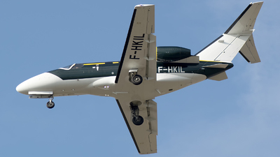 F-HKIL - Cessna 510 Citation Mustang - Oyonnair