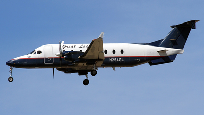 N254GL - Beech 1900D - Great Lakes Airlines