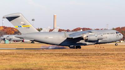 07-7186 - Boeing C-17A Globemaster III - United States - US Air Force (USAF)