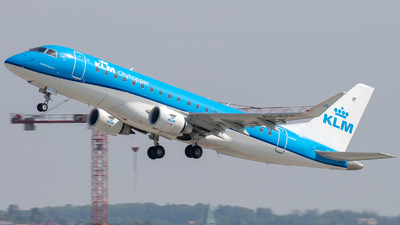 PH-EXH - Embraer 170-200STD - KLM Cityhopper