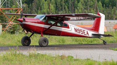 N95EA - Cessna 180H Skywagon - Private