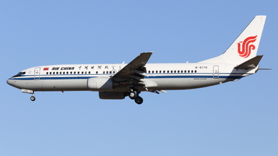 B-5170 - Boeing 737-808 - Air China