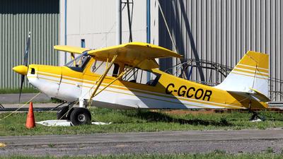 C-GCOR - Champion 7GCBC Citabria - Private
