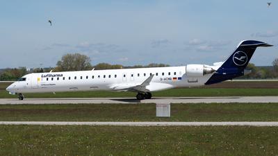 D-ACNQ - Bombardier CRJ-900LR - Lufthansa CityLine