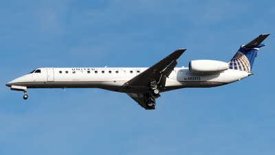 A picture of N15912 - Embraer ERJ145LR - [145439] - © zhangmx969