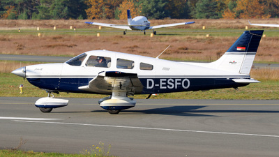 D-ESFO - Piper PA-28-181 Archer III - Private