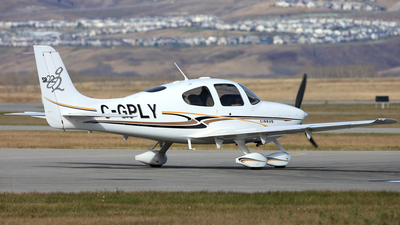 A picture of CGPLY - Cirrus SR22 - [0853] - © Mike MacKinnon
