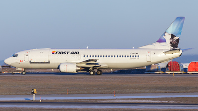 C-FFNF - Boeing 737-406(C) - First Air