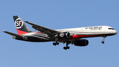 B-7342 - Boeing 757-2G5(PCF) - SF Airlines