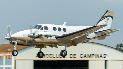 A picture of PRFSZ - Beech C90A King Air - [LJ1724] - © Alexandre Barreto