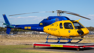 VH-YUQ - Aérospatiale AS 355F1 Ecureuil 2 - McDermott Aviation