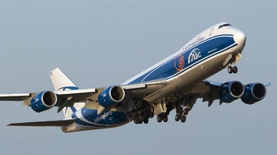 VQ-BFU - Boeing 747-83QF - Air Bridge Cargo