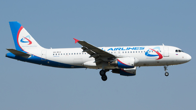 VQ-BCZ - Airbus A320-214 - Ural Airlines