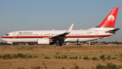 EI-FNU - Boeing 737-83N - Meridiana