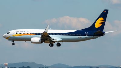 D-AAAP - Boeing 737-86J - Jet Airways