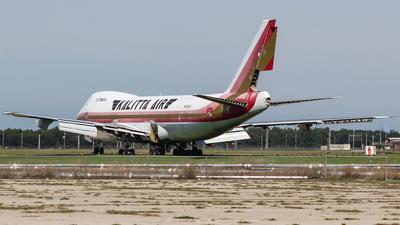 N705CK - Boeing 747-246F(SCD) - Kalitta Air