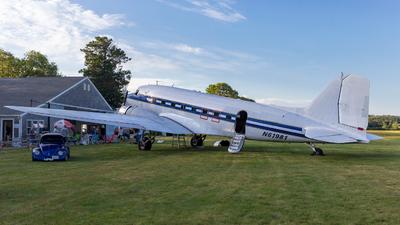 A picture of N61981 - Douglas DC3A - [2216] - © HA-KLS