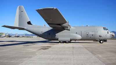 MM62184 - Lockheed Martin C-130J Hercules - Italy - Air Force