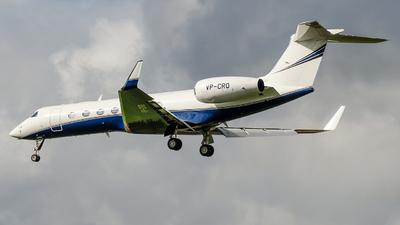 VP-CRO - Gulfstream G550 - Private