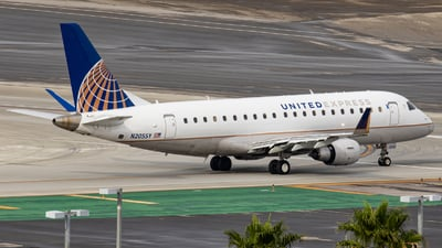 N205SY - Embraer 170-200LR - United Express (SkyWest Airlines)