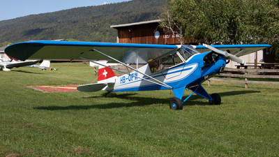 A picture of HBOFW - Piper J3C65 Cub - [12273] - © Alexandre Fazan
