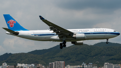 B-6532 - Airbus A330-223 - China Southern Airlines