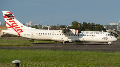A picture of VHFVN - ATR 72600 - Virgin Australia - © Yohane