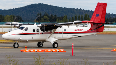 N790CP - Viking DHC-6-400 Twin Otter - Private