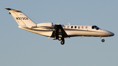 N373CH - Cessna 525B CitationJet 3 - Private