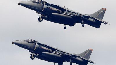 ZG500 - British Aerospace Harrier GR.7 - United Kingdom - Royal Air Force (RAF)