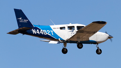 A picture of N4402T - Piper PA28181 - [2843717] - © Jeremy D. Dando