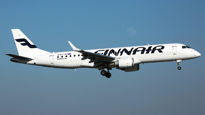 A picture of OHLKR - Embraer E190LR - Finnair - © R. Eikelenboom