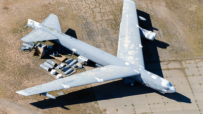 61-0009 - Boeing B-52H Stratofortress - United States - US Air Force (USAF)