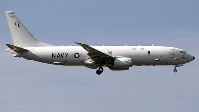 169005 - Boeing P-8A Poseidon - United States - US Navy (USN)