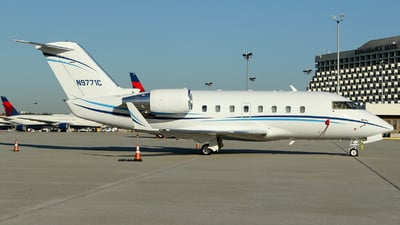 N9771C - Bombardier CL-600-2B16 Challenger 601-3A - Private