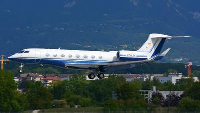 EC-LYK - Gulfstream G650 - Gestair Private Jets