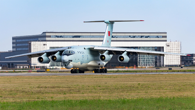 21048 - Ilyushin IL-76MD - China - Air Force