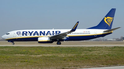 9H-QEE - Boeing 737-8AS - Malta Air (Ryanair)