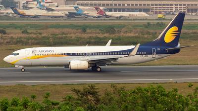 VT-JBN - Boeing 737-86N - Jet Airways
