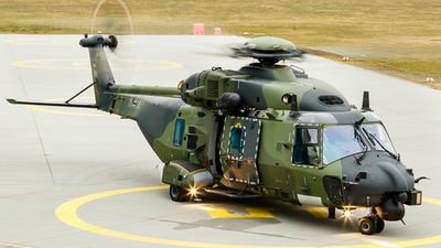 79-35 - NH Industries NH-90TTH - Germany - Army