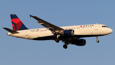 A picture of N366NW - Airbus A320212 - Delta Air Lines - © Andriy Yegorov