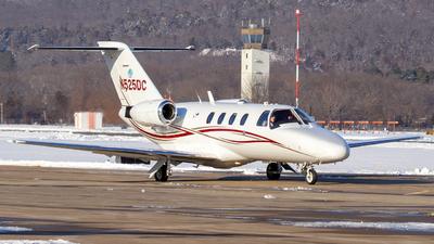 N525DC - Cessna 525 CitationJet 1 - Private